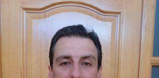 Fernando Sánchez García, policía local de Puebla de la Calzada