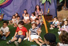 Fiesta fin de curso en Alborada