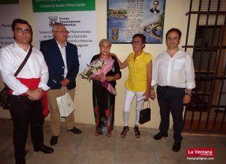 Homenaje a Alfonso Sánchez Madruga en Montijo
