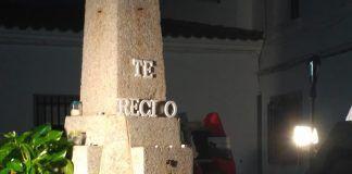 III Velada Literaria de Valdelacalzada (foto Asociación Vecinal Valviense)