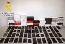 La Guardia Civil detiene a una persona en Montijo por haber estafado a 149 clientes de telefonía