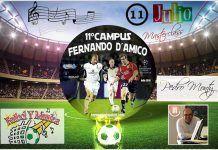 Pedro Monty ofrecerá una máster class en el pretigioso campus Fernando d'Amico