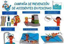Prevención de accidentes en piscinas