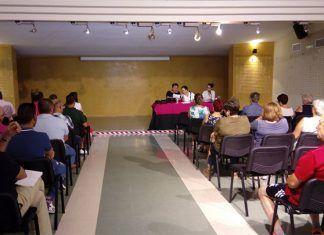 Reunión del Consejo de Participación de Montijo