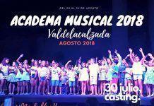 Academia Musical Valdelacalzada 2018