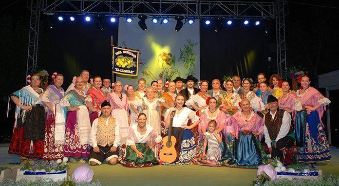 Agrupación folklorica El Limonar