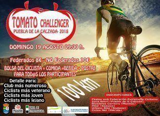 Cartel de la 2 Tomato Challenger