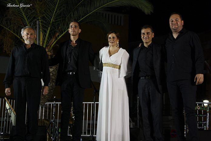 Felhamengú conquistó al público en el festival flamenco de Puebla de la Calzada