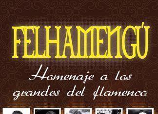 Felhamengú rinde un homenaje a los grandes del flamenco en Puebla de la Calzada