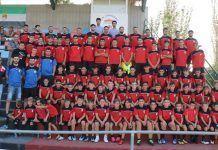 Jugadores del C.D. Guadiana para la temporada 2018:2019