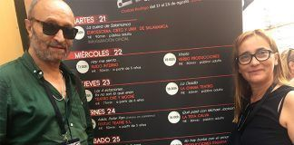 Puebla de la Calzada estuvo presente en la Feria de Teatro de Castilla y León