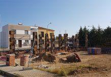 Se han iniciado las obras de la Oficina de Diputación en Montijo