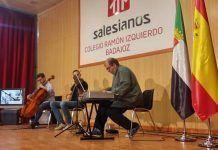 Actos del 50 aniversario de los Salesianos de Badajoz