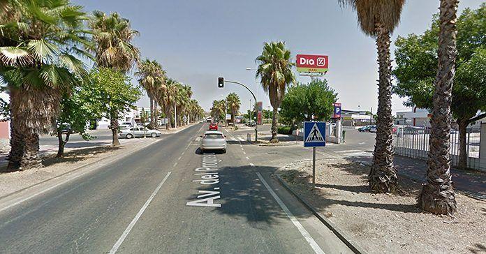 Avenida del Progreso, Montijo