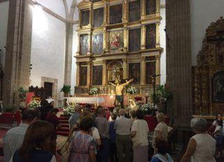Festividad Exaltación de la Santa Cruz 2018 en Montijo