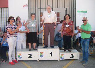 Olimpiada de mayores en Puebla de la Calzada