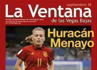 Portada de la revista La Ventana de septiembre de 2018