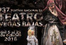 Programa Festival Nacional de Teatro Vegas Bajas 2018 de Puebla de la Calzada