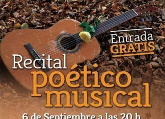 Recital Poético-Musical en Montijo