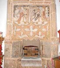 Sagrario de la Iglesia de Santiago en Torremayor