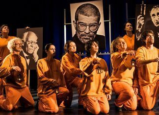 Guantanamera de la compañía catalana El Mirall