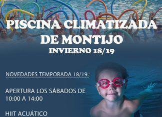 La piscina municipal de Montijo abrirá los sábados por la mañana