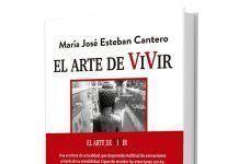 Portada de El Arte de Vivir, de María José Esteban Cantero
