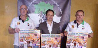 Presentación del XXXI Campeonato de Extremadura de Físicoculturismo y Fitness de Montijo
