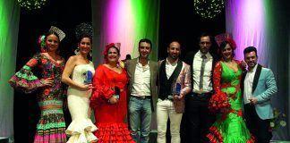 Ana María Hierro gana el primer premio del V Concurso de Coplas del Festival del Guadiana en Puebla de la Calzada