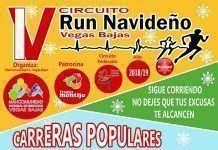 IV Circuito Run Navideño Vegas Bajas