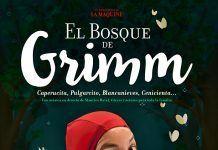 Cartel El Bosque de Grimm
