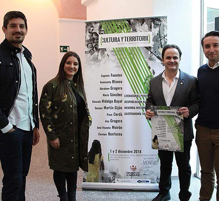 Feria de la Cultura y el Territorio en Montijo