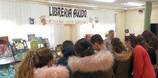 Feria del libro en el IES Vegas Bajas