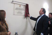 Inauguración del Salón Cultural de Lobón