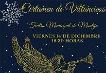 Cartel Certamen de Villancicos 2018 Montijo