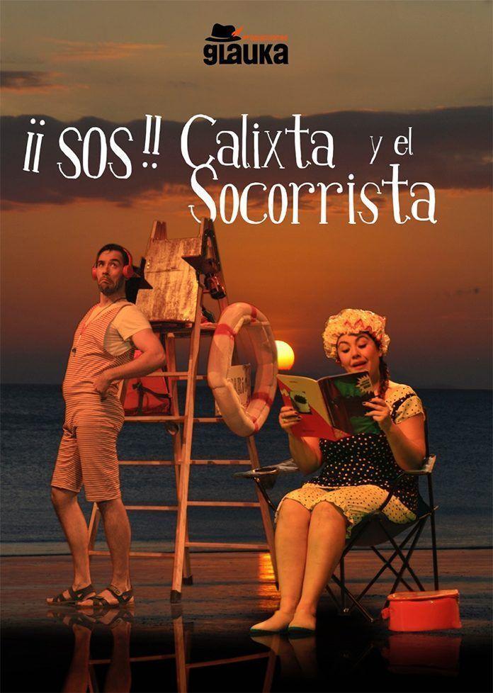 Cartel SOS, Calixta y el Socorrista