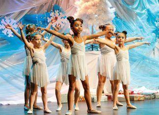Gala de Navidad de la escuela de baile Al Compás