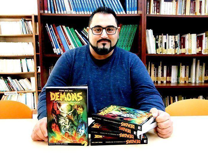Pedro José Tena publica el libro Demons La pesadilla retorna