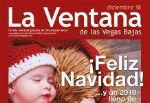 Portada de la revista La Ventana de diciembe de 2018