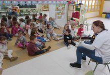 Semana musical y reinauguración de la biblioteca de la Escuela Infantil Alborada