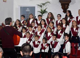 Los Villancicos llegan a la Escuela Municipal de Música de La Garrovilla