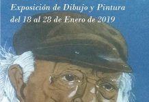 Dibujos imperfectos, exposición de Rafael Cañete en Montijo