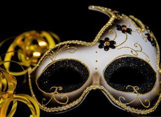Máscara de Carnaval