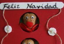 concurso de tarjetas navideñas de Puebla de la Calzada 2018