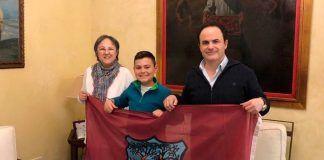 El montijano Fernando Coto ganador de la IV Edicion de la Feria de las Ciencias de la Escuela Jovenes cientificos