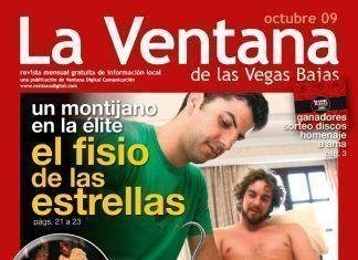 Portada de la revista La-Ventana de octubre de 2017