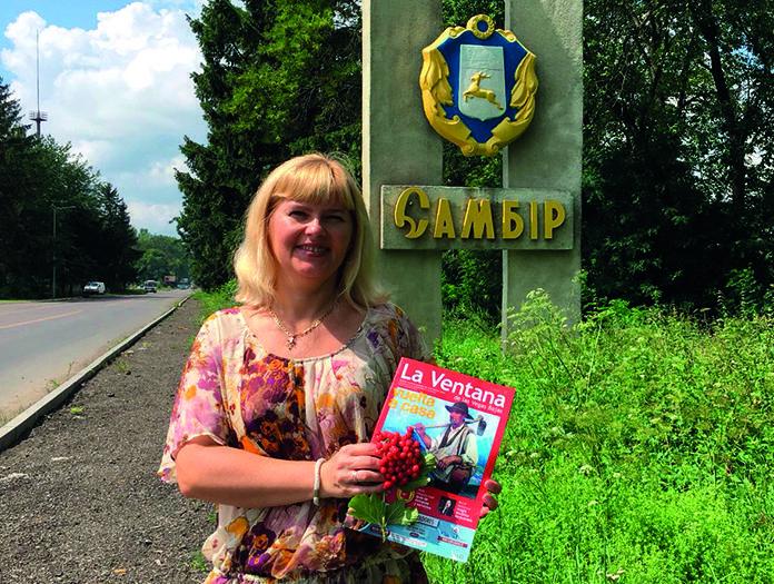 La Ventana en Ucrania
