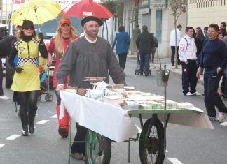 Desfile de Carnaval de Montijo 2012