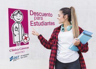 descuento-estudiantes-reconocimiento-carnet-conducir-clinica-canovas-montijo