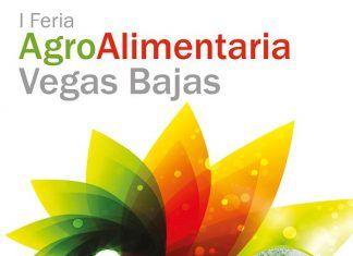 Cartel de la I Feria Agroalimentaria Vegas Bajas